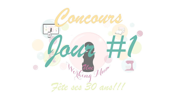 {★ Concours 30 ans #1 ~~ Tiniloo ★}