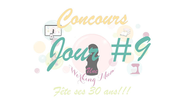 {★ Concours 30 ans #9 ~~ Happiness Moment ★}