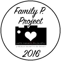 {★ Family Project ~ Mars 2016 ★}