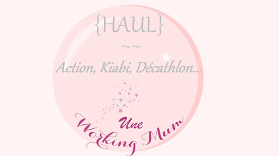 {★ Haul#2 ~~ Action, Orchestra, Kiabi, Décathlon… ★}