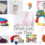 {Wish List ~~ 1 an Théa}