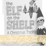 {The Elf on the Shelf ~~ Une tradition de Noël from USA}